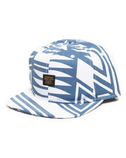 10.Deep - Tribal Deco 6 Panel Snapback Hat