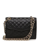 Handbags - Diamond Quilt Mini Affair Bag