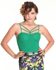 DJP Boutique - Lane Crop Top