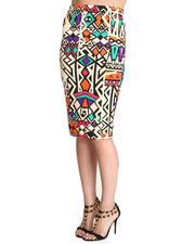 DJP Boutique - Pop Art Skirt