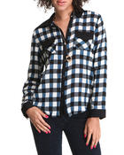 Women - Button Down Shirt