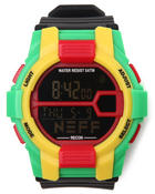 Jewelry & Watches - Recon Rasta Watch