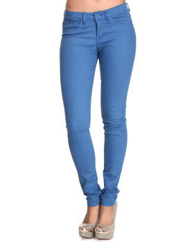 Basic Essentials - Basic Skinny Jean with stretch