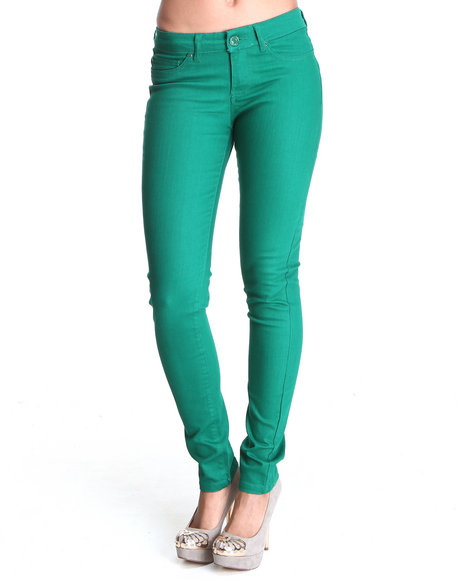 Basic Essentials - Basic Skinny Jean with stretch