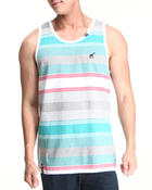 LRG - Resolutionary Camp Striped Tank
