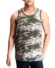 Shirts - Wood Chip Tank Top