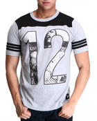 Men - Homme Team Football Tee