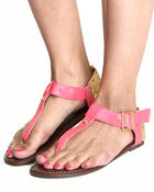 Fashion Lab - T-Strap Sandal