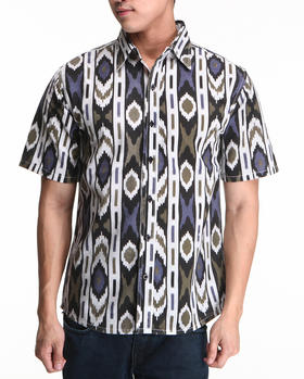 X-LARGE - Tribal S/S Button-down