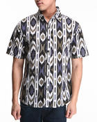 Button-downs - Tribal S/S Button-down