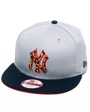 Accessories - New York Yankees Leopard Print Logo Custom Snapback hat (Drjays.com Exclusive)