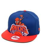 Men - New York Knicks Hero Post Up snapback hat