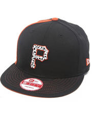 Accessories - Pittsburgh Pirates Safari Print Custom Snapback hat (Drjays.com Exclusive)