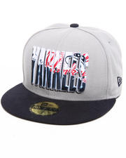 New Era - New York Yankees Splatter Fill 5950 fitted hat