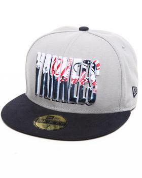 New Era - New York Yankees Splatter Fill 5950 fitted hat
