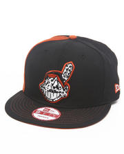 New Era - Cleveland Indians Safari Print Custom Snapback hat (Drjays.com Exclusive)