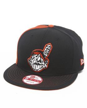New Era - Cleveland Indians Safari Print Custom Snapback hat (Drjays.com Exclusive)
