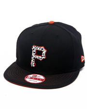 New Era - Pittsburgh Pirates Safari Sprint Custom Snapback hat (Drjays.com Exclusive)