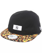 New Era - New York Yankees Team safari 5 panel hat