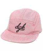 DGK - Engineer 5-Panel Cap