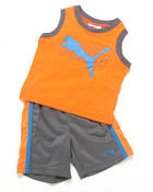 Boys - 2 PC CAT MUSCLE SET (INFANT)