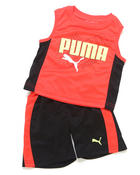 Boys - 2 PC OMBRE MUSCLE SET (INFANT)