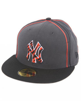 New Era - New York Yankees Tiger Print Custom 5950 fitted hat (Drjays.com Exclusive)