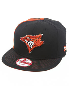 New Era - Toronto Blue Jays Safari Print Custom Snapback hat (Drjays.com Exclusive)