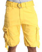 Men - Jordan Craig Cargo Shorts with Belt
