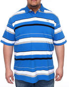 Men - Multi Stripe Polo (B&T)
