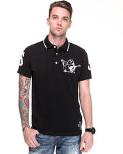 True Religion - Sports Buddha Polo