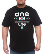 Men - One LRG Tee (B&T)