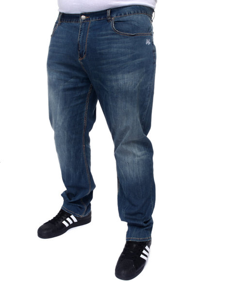 LRG Men Medium Wash Most Lifted T/S Jean (B&T)