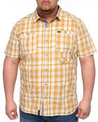 Men - Up Rise S/S Button-Down (B&T)