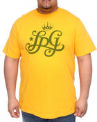 Men - Royal LRG Tee (B&T)