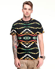 10.Deep - Sangoma Native Print Tee