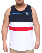 Men - High Riser Tank Top (B&T)