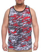 Men - Wood Chip Tank Top (B&T)
