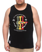 Men - Bong Olympics Tank Top (B&T)