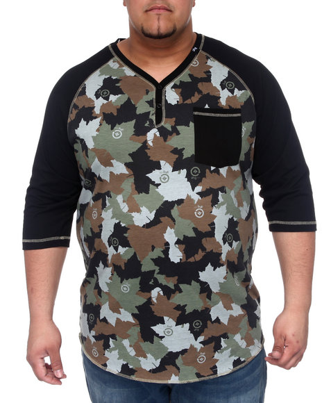 Mens Camo Sleeves