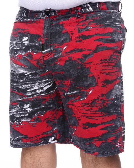 LRG Men Black Woodchip T/S Short (B&T)