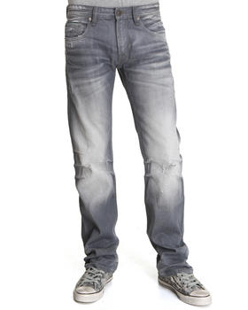 DJP OUTLET - Harley Regular Fit Smokey Gray Denim