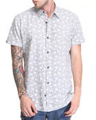 KR3W - Cruiser S/S Button-down