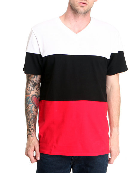 Enyce Men Red Element T-Shirt