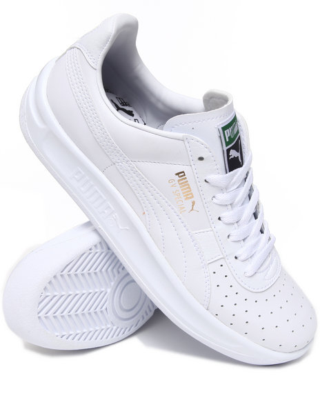 Puma Men White Gv Special Sneakers