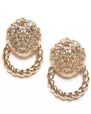 Jewelry - QUEEN OF THE JUNGLE EARRINGS