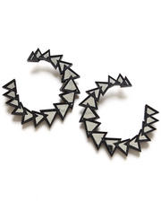 Women - SUPERNOVA HOOP EARRINGS