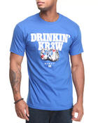 Men - Drinkin' Regular Tee
