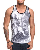 Men - Measure Of Man Tank
