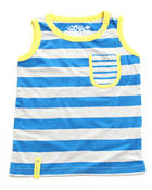 Boys - FORESTATION TANK TOP (4-7)